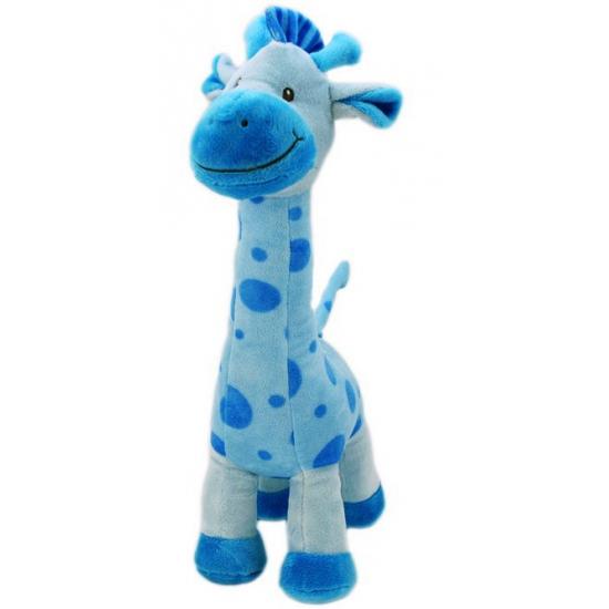Blauwe giraffe knuffel 51 cm (bron: Feestwinkel Fun en Feest)