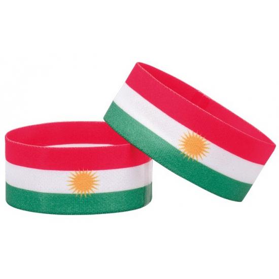 Fan armband Koerdistan