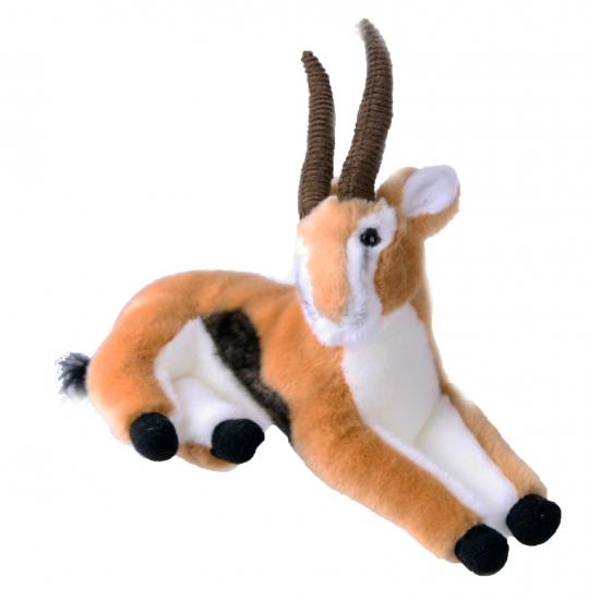 Gazelle knuffeldier 30 cm (bron: Feestwinkel Fun en Feest)
