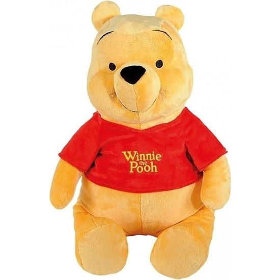Grote Winnie de Poeh knuffel 80 cm