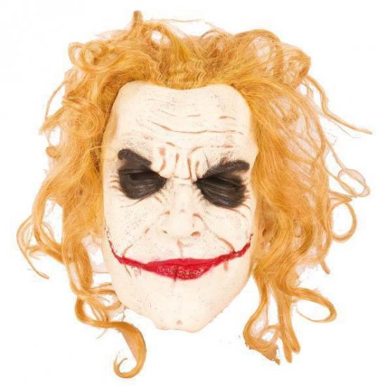 Halloween masker enge jokers monster (bron: Feestwinkel Fun en Feest)