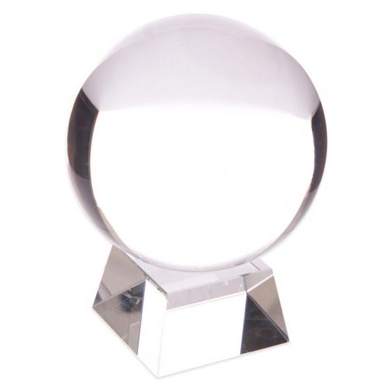 Heksen glazen bol 10 cm
