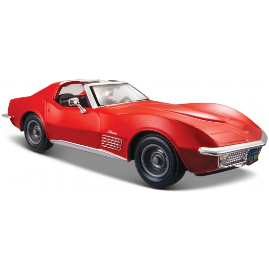 Model auto Chevrolet Corvette cabrio 1970