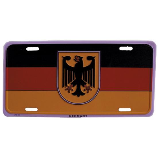 Nummerbord Duitsland