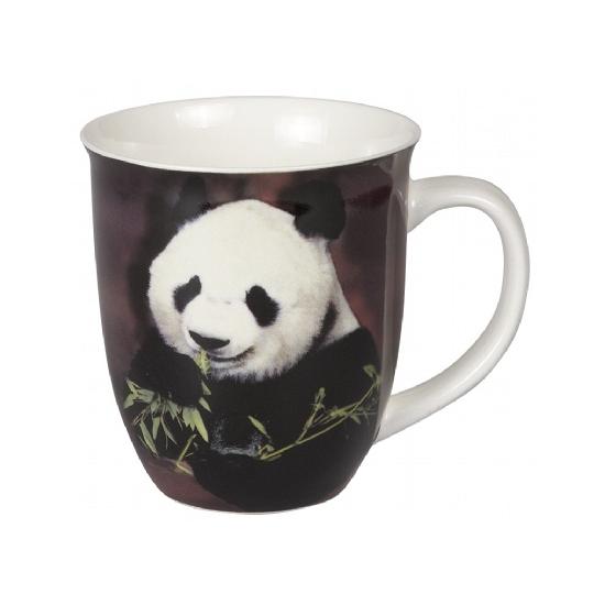Pandabeer koffiemok (bron: Feestwinkel Fun en Feest)