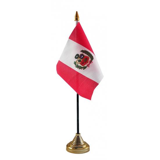 Peru tafelvlaggetje