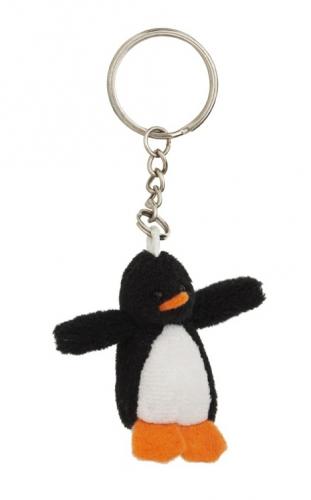 Pinguin sleutelhangertje 6 cm (bron: Feestwinkel Fun en Feest)