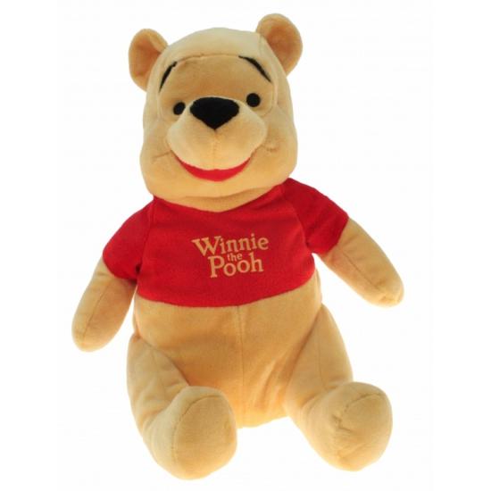Pluche Winnie the Poeh knuffel 30 cm (bron: Feestwinkel Fun en Feest)