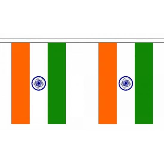 Polyester india vlaggenlijn