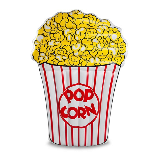 Popcorn luchtbed 152 cm