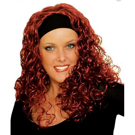 feest Engels rood haar