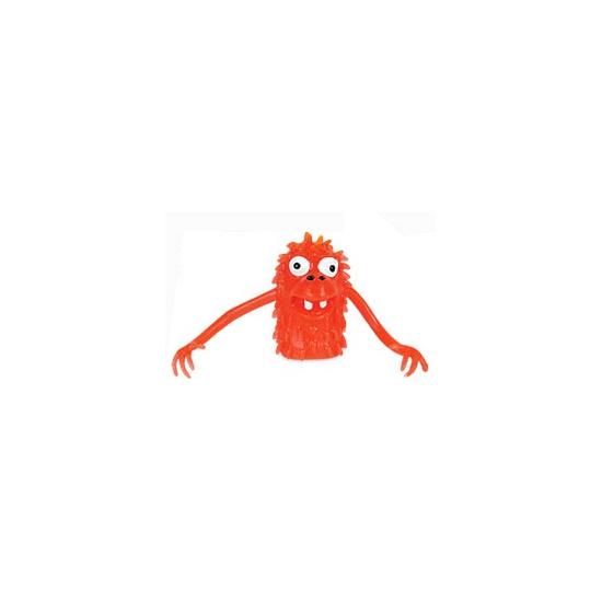 Rood monster vingerpopje (bron: Feestwinkel Fun en Feest)