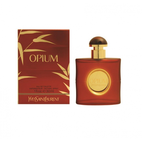 Saint Laurent Opium edt 30 ml geurtje