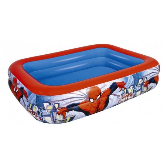 Spiderman zwembaden 201 cm (bron: Feestwinkel Fun en Feest)