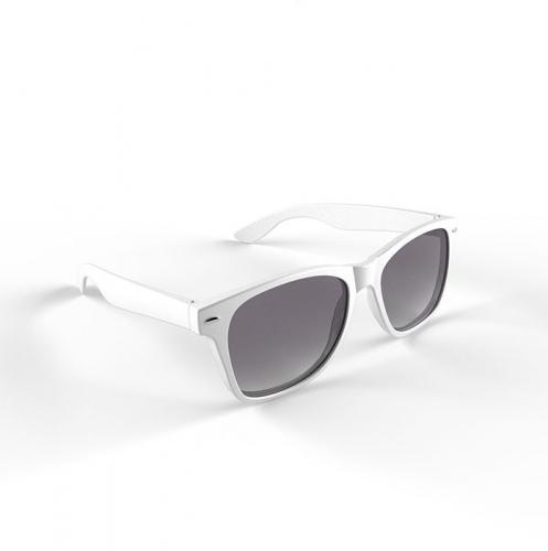 Trendy zonnebrillen wit (bron: Feestwinkel Fun en Feest)
