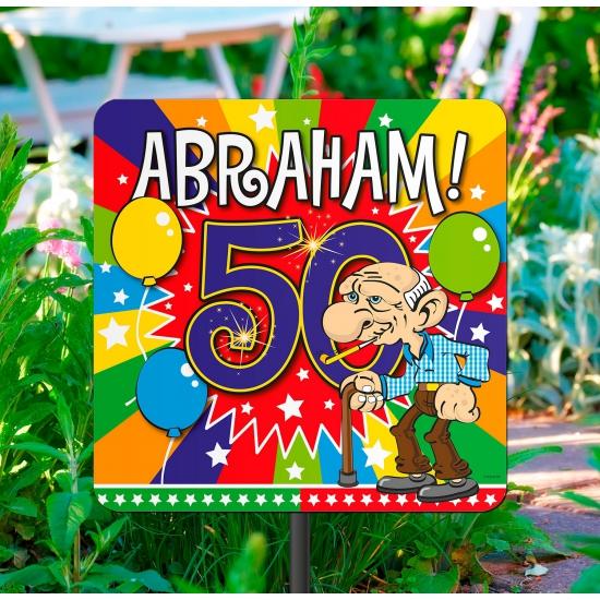 Tuinborden 50 jaar