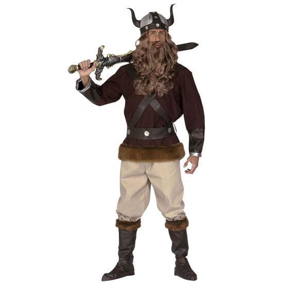 Viking kostuum voor heren. dit viking kostuum voor heren is het perfecte kostuum voor een thema feest als ...
