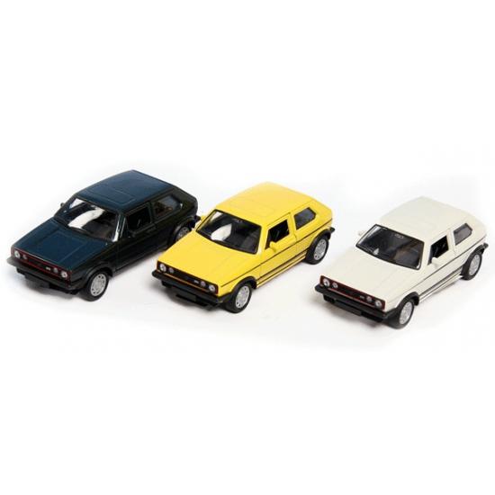 Volkswagen Golf I GTI (bron: Feestwinkel Fun en Feest)