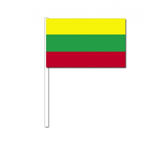 Zwaaivlaggetjes Litouwen