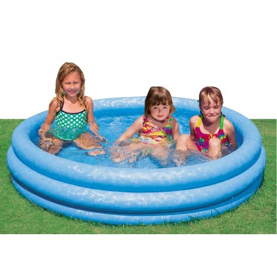 Zwembad rond 168 x 41 cm (bron: Feestwinkel Fun en Feest)