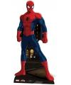 Spiderman versiering 173 cm