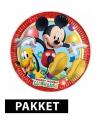 Mickey Mouse feestartikelen pakket