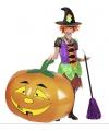 Opblaasbare Halloween versiering