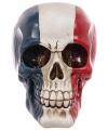 Schedel Franse vlag kleuren