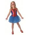 Spiderman jurk voor meisjes