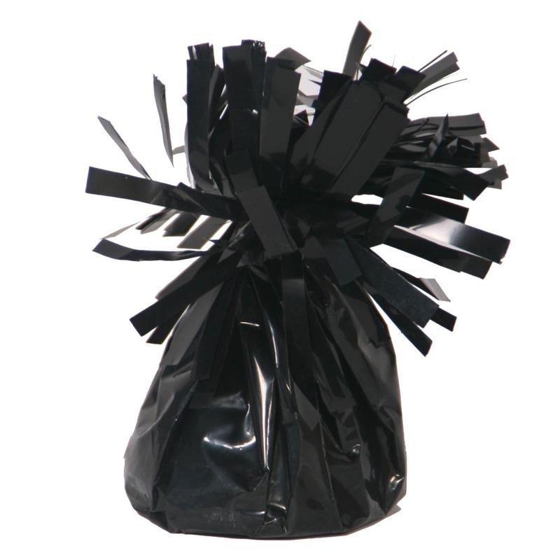 170 grams zwarte ballon gewicht