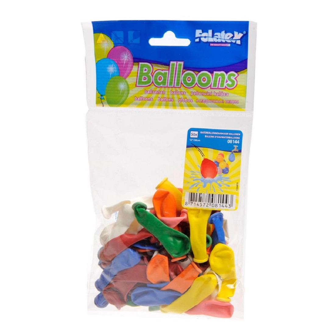 50 stuks waterballonnetjes