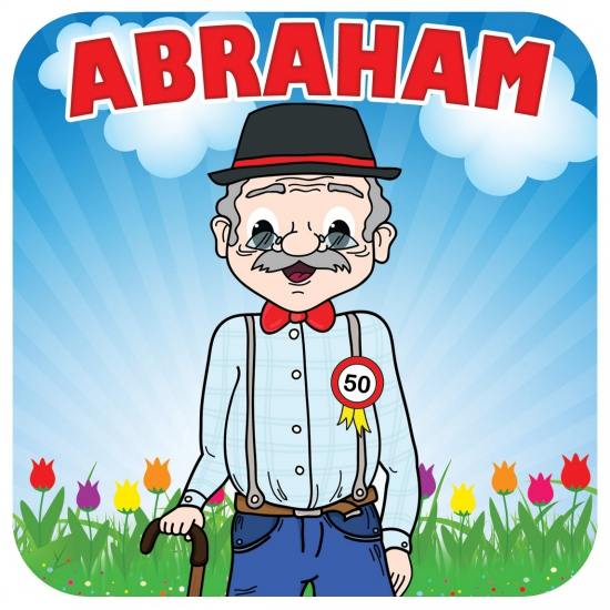 Abraham bierviltjes Multi