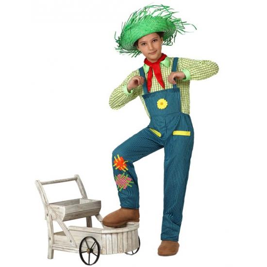 Boeren jongen verkleedkleding