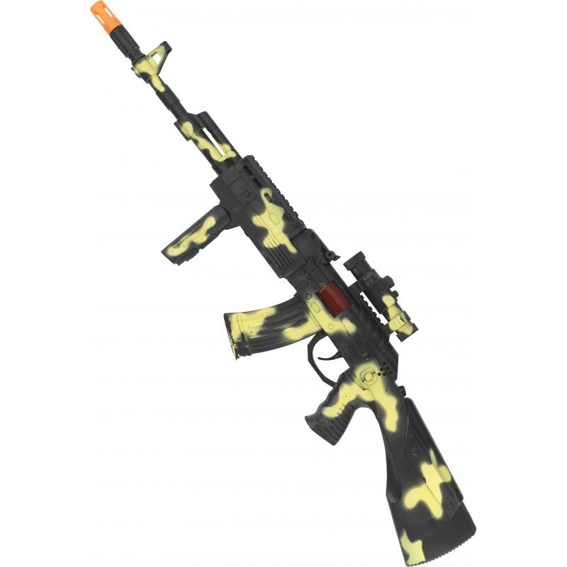 Camouflage geweer 59 cm Multi
