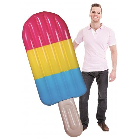 Drijvend ijsje 180 cm Multi