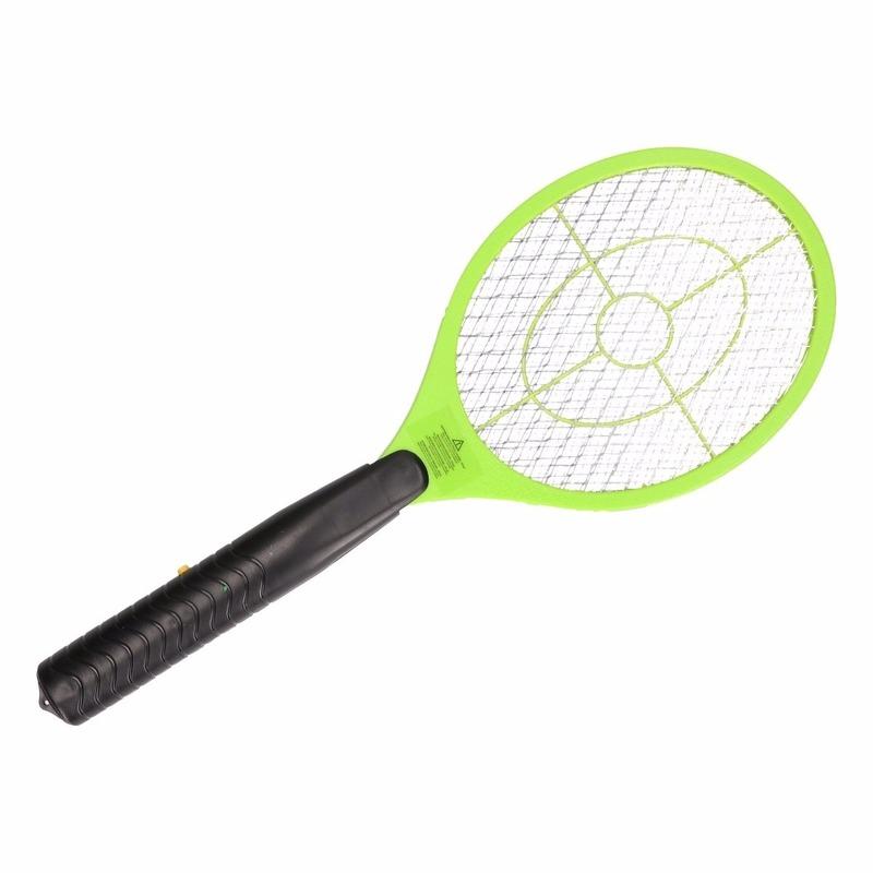 Elektrische vliegenmeppers groen