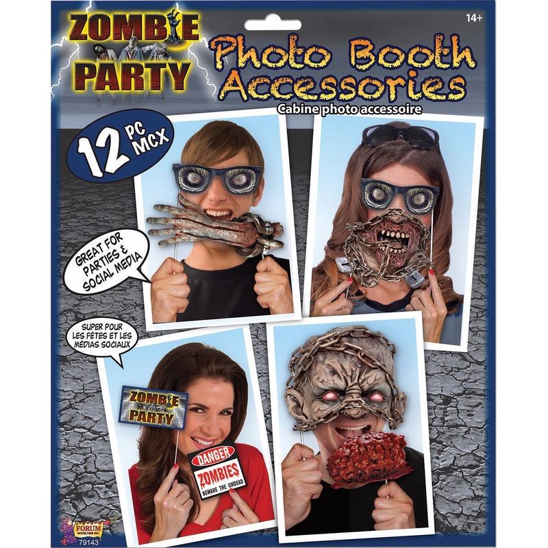 Foto prop set zombie
