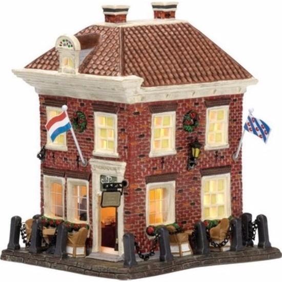 Friese Elfsteden huisje Sloten restaurant Bolwerk Multi