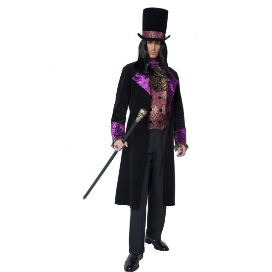 Graaf dracula kostuum voor heren