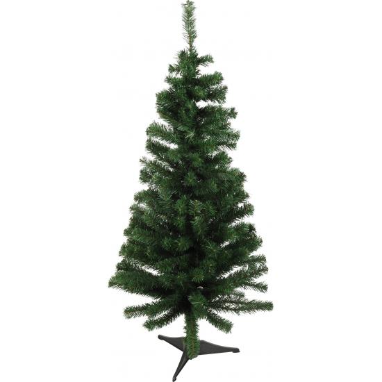 Groene kunstkerstboom 74 cm