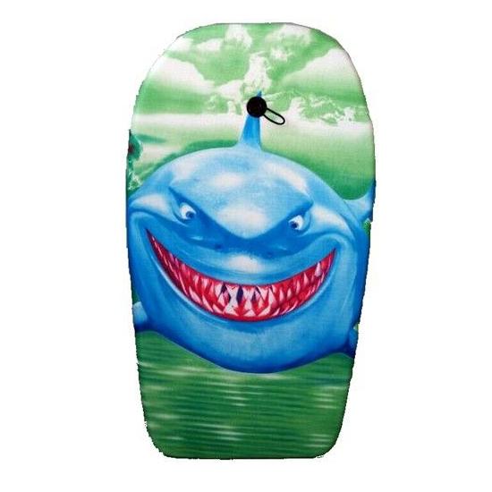 Haaien speelgoed bodyboard 84 cm