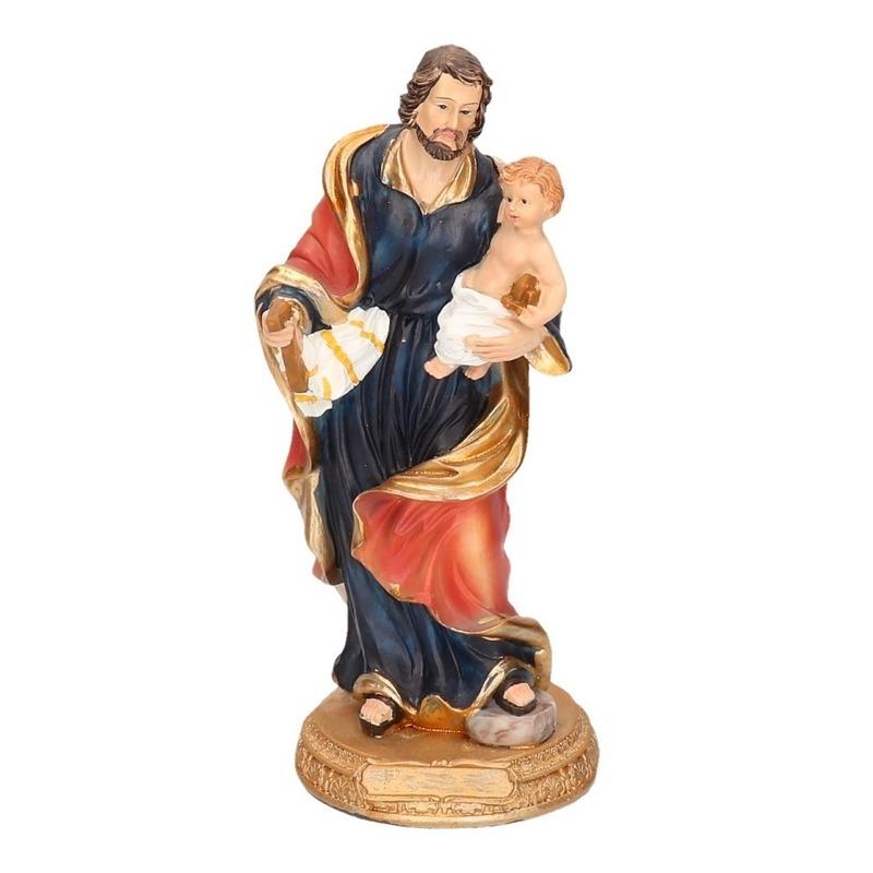 Kerstbeeld Jozef 20 cm Multi