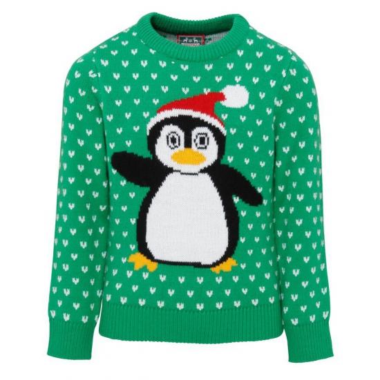 Foute Kersttrui Pinguin.Foute Kersttrui Pinguin Fun En Feest