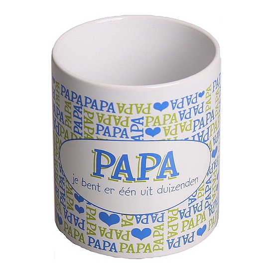 Koffie mok papa