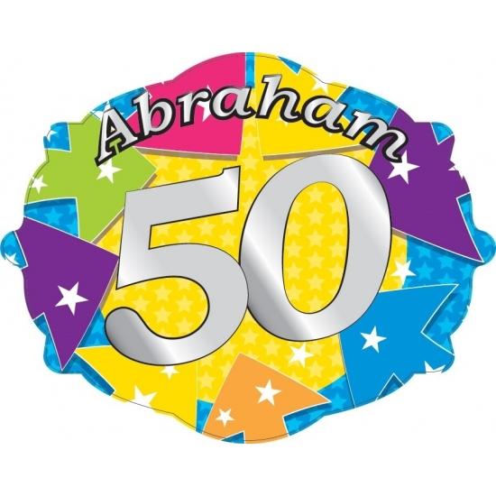Kroonschilden Abraham 50 jaar Multi