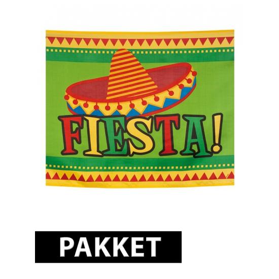 Mexicaans feestartikelen pakket Multi