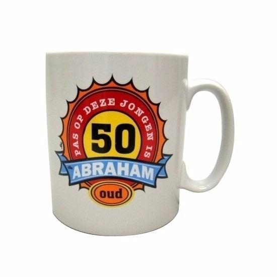 Mok Abraham 50 jaar Multi