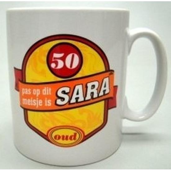Mok Sarah 50 jaar