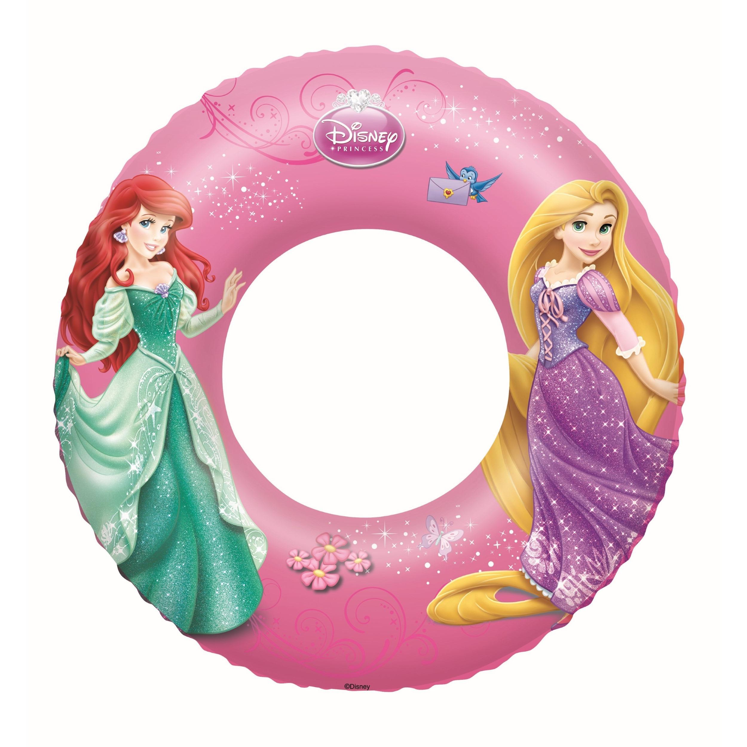 Opblaas zwemband Disney Princess 56 cm Roze
