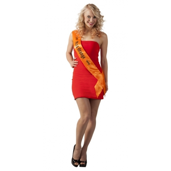 Oranje sjerpen Miss Orange
